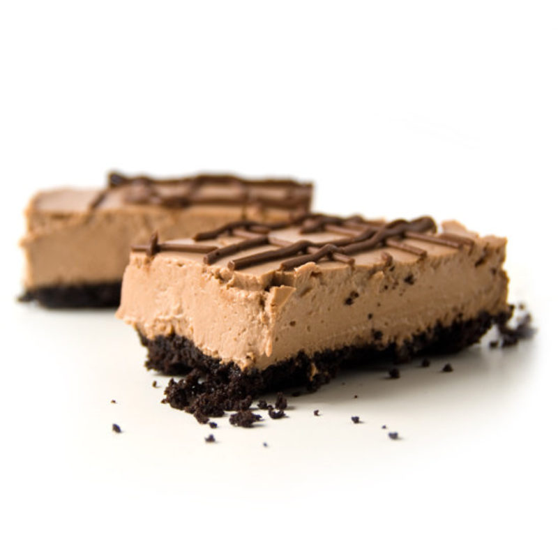 Sweets from the Earth Vegan Chocolate Cheesecake