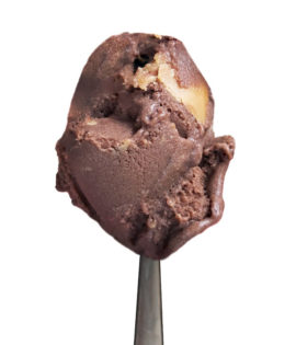 Oat & Mill Peanut Butter Chocolate Vegan Ice Cream