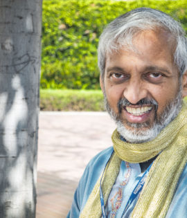 Photograph of Dr Sailesh Rao, Founder of Climate Healers
