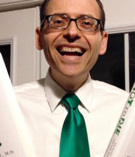 Photo of Dr. Michael Greger