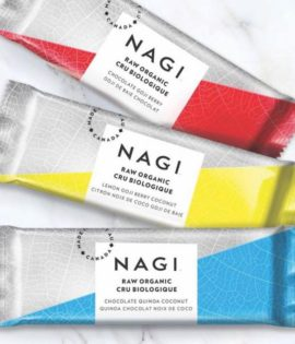 Inner-J Inc Nagi Bars