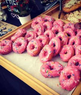 Apocalypse Now! Simpsons donuts